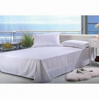 Best Flat sheet in sateen design wholesale