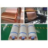 Best Soft Temper Expanded Copper Foil , High Purity Annealed Copper Sheet Metal Roll wholesale