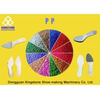 Best Virgin PP Granules Footwear Raw Materials Masterbatch Compound For PP Insoles wholesale