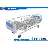 Best Hospital , Clinic, Family Electric Hospital Bed Detachable ABS handrails with remote control wholesale