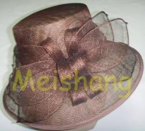 China Sinamay Hat,Wedding Hat on sale