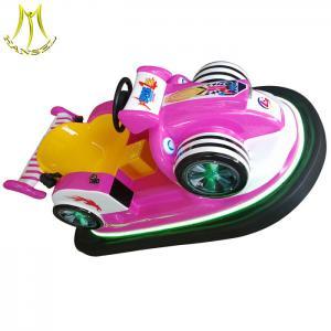 China Hansel wholesale hot new kids battery bumper car battery operated drift bumper car manufacturer on sale