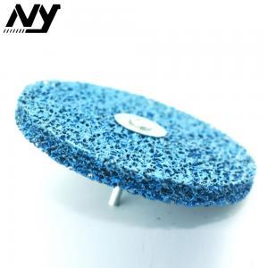 Best 4 Inch Abrasive Quick Change Abrasive Discs Metal Wood Plastic Surface Treatment wholesale