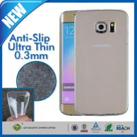 Cheap TPU Jelly Galaxy Cell Phone Cases Transparent 0.3mm Super Slim wholesale