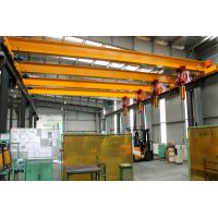 Buy cheap Working Principle of EOT Single Gider Overhead travelling Crane With Good Quality from wholesalers