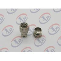 Best Aviation Custom OEM CNC Machining Parts Nickel Plated Combination Copper Nuts wholesale