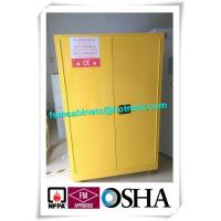 Best Industry Type Safety Storage Cabinets For Flammable Liquid OSHA 29 CFR1910.106 wholesale