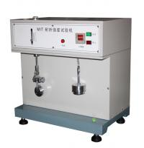 Best Paper Testing Equipments MIT Folding Resistance Test Machine 360±6 Times/Min wholesale