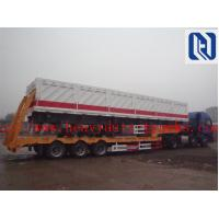 China 45T Fuel/Gasoline/Chemistry Liquide/ Enclosed Tractor Semi-Trailer Trucks International Truck Fuel Tank on sale