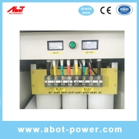 Best ABOT Outdoor Use Waterproof IP65 Copper Wire 220V to 380V Step Up Isolation Transformer 80KVA wholesale