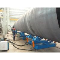 Special Welding Rotator  lifting type assembly turning roll   using for wind power tower