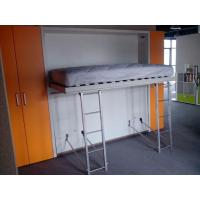 Details of double decker wall folding bed murphy wall for Cheap double deck bed