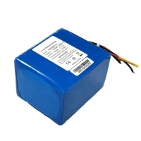 Best 12V 12.8Ah 18650 Rechargeable Lithium Ion Battery Pack wholesale
