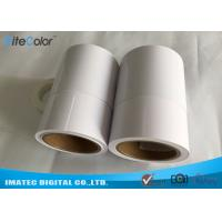 """4"""" 6"""" 8"""" Resin Coated Digital Printing Minilab Photo Paper For Frontier DX100"""