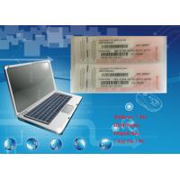 Buy cheap 100% Original Windows 7 Professional Product Key Genuine Softwar Multi Language FPP Package from wholesalers