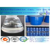CAS 121-44-8 Triethylamine Strong Ammonia Smell Liquid Soluble In Ethanol / Ether