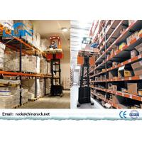 Industrial Heavy Duty Racking System Heavy Duty Pallet Racking