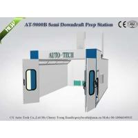 Best AT-9000B Semi Downdraft Spray Booth with Heating System,Exhaust Air from Back,Semi Downdra wholesale