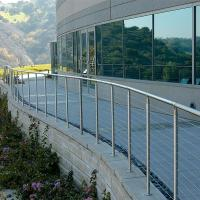 Best Outdoor Stainless Steel Wire Railing Handrail Fence Balustrade wholesale