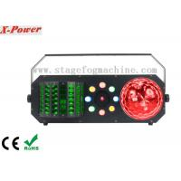 Best 4 IN 1 Led Wash + Red Green Laser DMX Control Led Disco Lights For Night Club wholesale