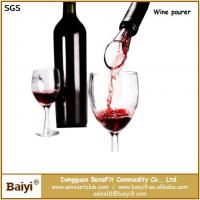 Cheap Patent Food Grade Wine Pourer With FDA certification for sale