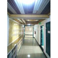 Best Plastic PVC marble backdrop wall sheet making machine production line wholesale