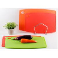 Best Portable Durable Nonslip Silicone Cutting Board / Silicone Kitchen Tools For Kitchen wholesale