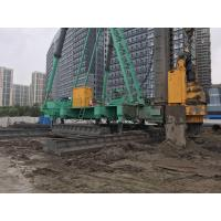 Best OEM Bore Pile Machine For Civil Engineering Ground Screw Drill wholesale