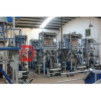 Best Auto Loader High Output Pp Film Extrusion Machine Low / High Density Polyethylene Model North.DYSJ-65/85/95 wholesale