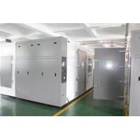 Best Programmable Walk In Environmental Chamber For Automotive Components Fuel Tank Testting wholesale