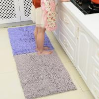 Best Chenille Bath Rug Plush Carpet Mat In Bedroom Machine Washable Rug Baths Toilet Lid Cover Mat wholesale