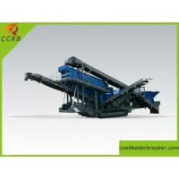 Tracked Mobile Crushing Plant Manufacturer