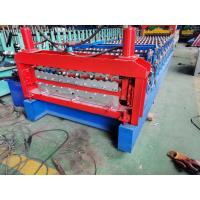 Best Double Layer Roofing Corrugated Ibr Roll Forming Machine wholesale