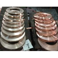China Nickel Plated Beryllium Copper Alloys High Strength C1720 / C17200 Corrosion Resistant on sale