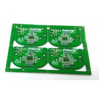 Best 4 Layers 1OZ FR4 Green Soldermask CCTV Camera PCB  With ROHS REACH UL wholesale