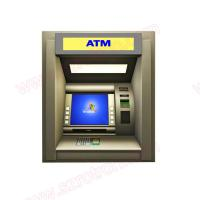 Best High quality wall through Bank ATM machine with banknote validator and bank card reader wholesale