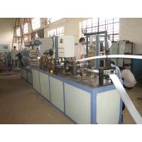 Best Single Screw Plastic Extrusion Machine 100KW For PE HDPE Pipe wholesale