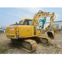 Best PC120 Second Hand Komatsu Excavator , 12 Ton Komatsu Construction Equipment  wholesale