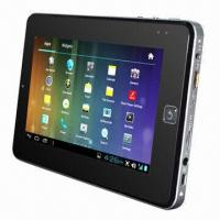 Best 7-inch Tablet PC with Capacitive Touchscreen, Supports Android 4.0 OS and Built-in 2G Phone Call wholesale
