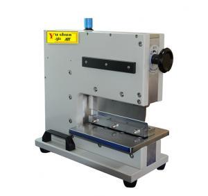 Small Pneumatic PCB Depaneling Equipment V Groove Cutting Machine 2000mm