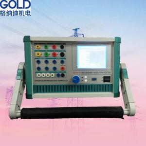 Best GDJB-PC Three Phase 3I 3V Secondary Relay Test Set, Secondary Relay Tester wholesale