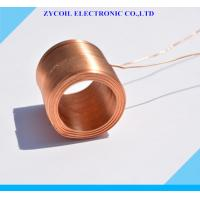 Best Rfid Antenna Gold Cylindrical Air-core Coil Inductor In Electronics wholesale