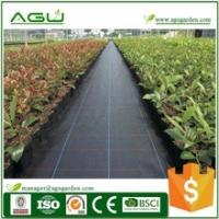 Best Plastic weed barrier for garden landscape fabric geotextile Woven Geotextiles wholesale