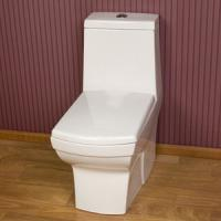 Best 20years production experience product bathroom popular Sanitary ware Siphonic One-piece Toilet wholesale