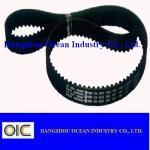 Best Black Rubber Timing Belt type T2.5 Power Transmission Belts wholesale