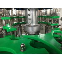 China Custom Automatic Glass Beer Bottle Filling Machine with Conveying System Controls on sale