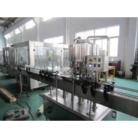Best Isobaric Wine Bottle Filling Equipment wholesale