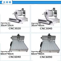 Best New! USB Mach3 4 axis 6040 1500W cnc router engraver engraving machine 220V/110V wholesale
