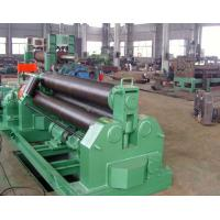 Best 50mm Thickness Plastic Auxiliary Equipment 3 Roller Steel Plate Roll Bending Machine Welding Steel Structure wholesale