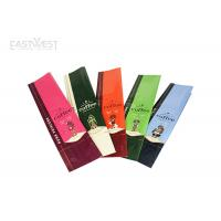 Best Moisture Proof Commercial Coffee Bags Side Gusset High Barrier With Custom Printing wholesale